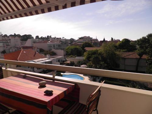 Appt T2 - 4 Pers -dans résidence face à la plage + parking, Arcachón