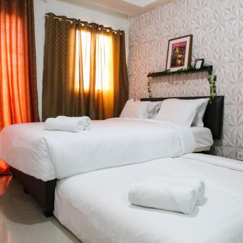 Comfy Studio Signature Park Grande Apartment By Travelio, Jakarta