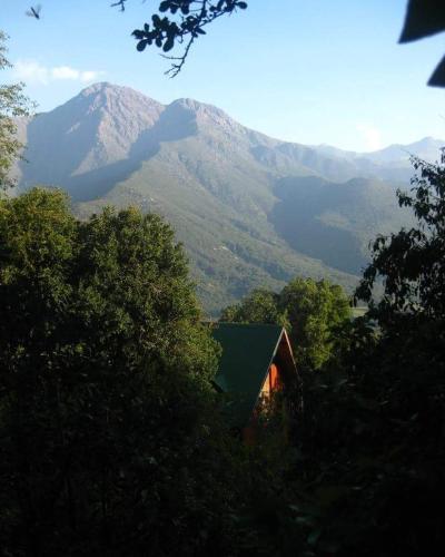 Casa en el bosque, Сантьяго