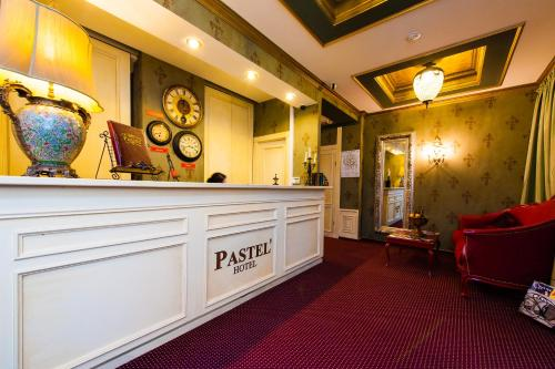 Stay at Boutique Hotel Pastel'