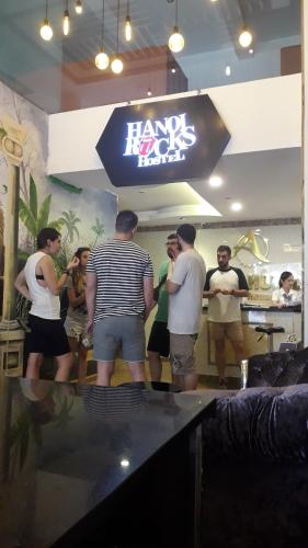 Hanoi Rocks Hostel, Hanoi