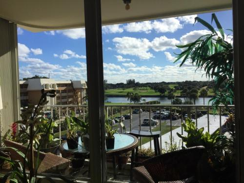 Beautiful views of NPB Country Club and Intracoastal