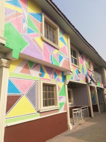 Bamboo Africana Apartment