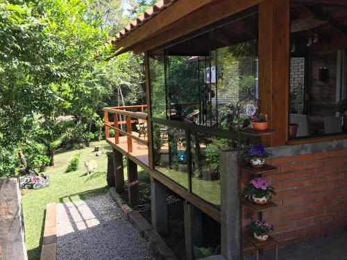 Bela Casa de Campo regiao de Curitiba