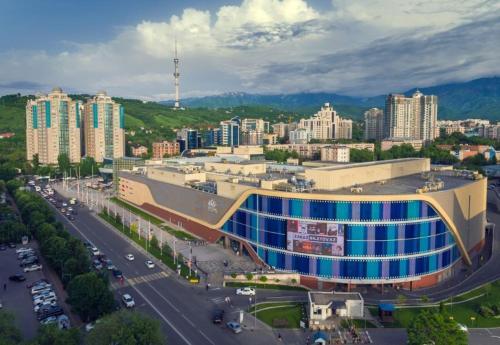 Samal-1 Dostyk Plaza, Almaty