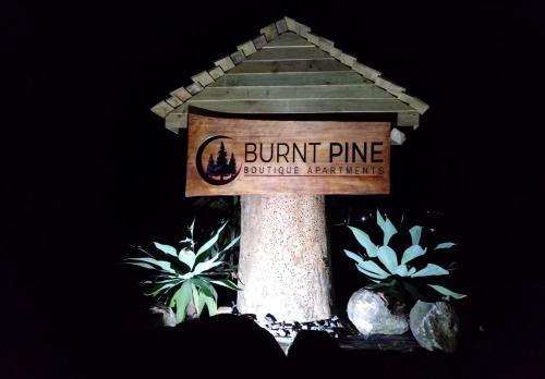 Burnt Pine Boutique Apartments, Burnt Pine