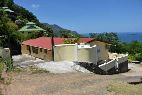 Villa Montagna, Маэ