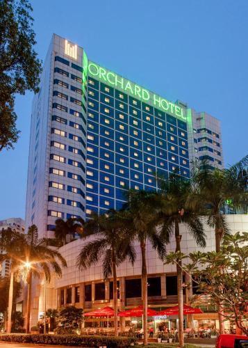 Orchard Hotel Singapore Singapore, Singapore: Agoda.com