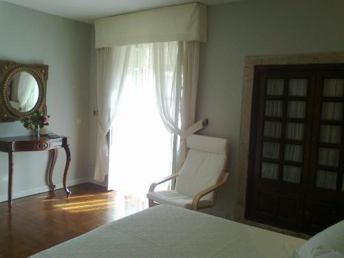 Habitación Doble - 1 o 2 camas Pazo Cibrán 5