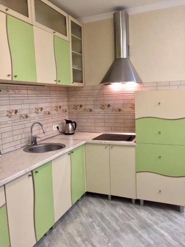 Large Apartament on Startovaya 1, Nowosybirsk