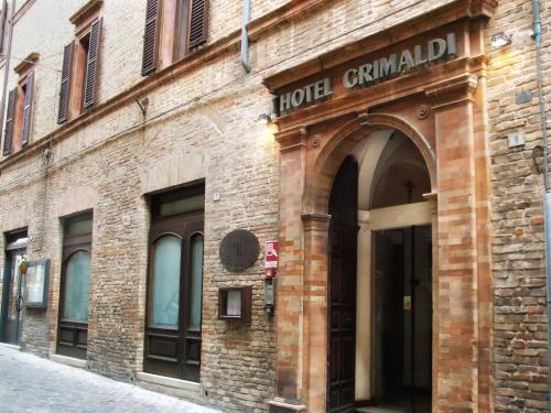 Отель Hotel Grimaldi 3 звезды Италия