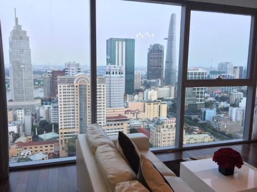 Magnificent penthouse downtown central Saigon, Ho Chi Minh