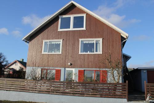 Lejlighed med super udsigt, Tórshavn