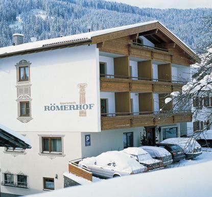 Apart Römerhof - Superior Apartment mit 2 Schlafzimmern und Balkon