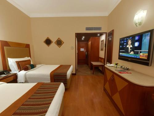 Executive Club Double Room - Free WiFi