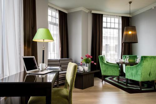 Отель Frogner House Apartments - Skovveien 8 0 звёзд Норвегия