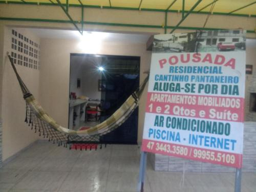 RESIDENCIAL CANTINHO PANTANEIRO apto na avenida Brasil