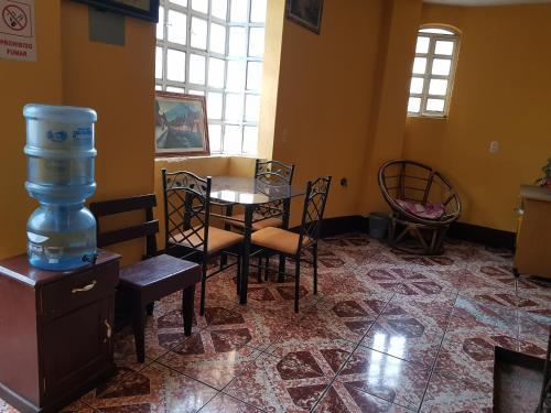 Hotel Villa Garibaldi, Quetzaltenango