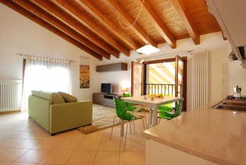 House Le Grazie front view