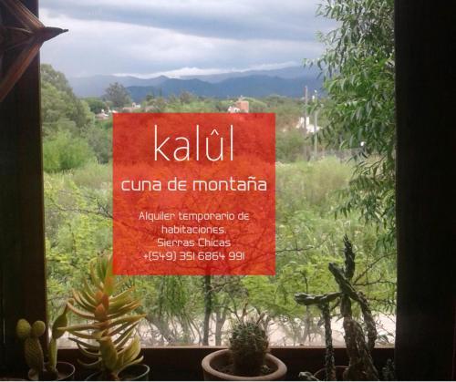 Kalül Cuna de Montaña, Mendiolaza