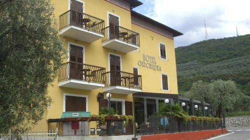 Отель Albergo Garni Orchidea 1 звезда Италия