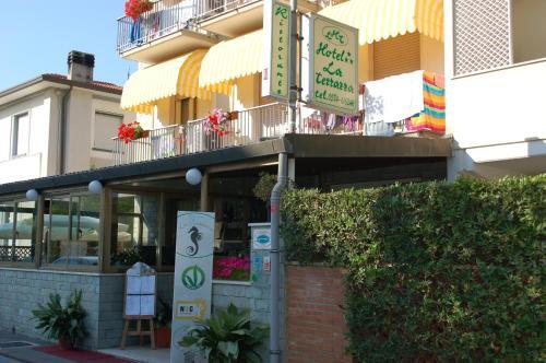 Hotel Ristorante La Terrazza Camaiore in Italy
