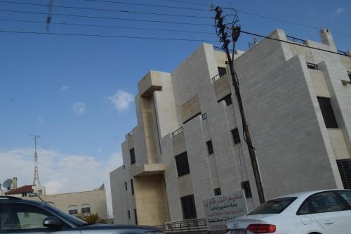 alsharqawi building, Amã