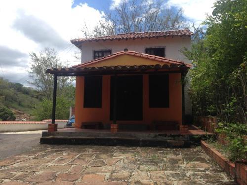 Cabaña la esperanza, San Gil