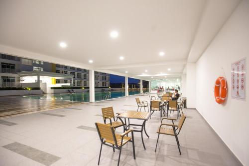Twin Danga Residence Homestay, Johor Bahru