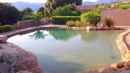 Maison Le Prunier avec piscine