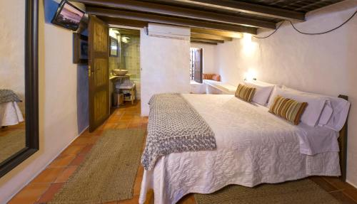 Double Room Hotel Rural Can Partit - Adults Only 1