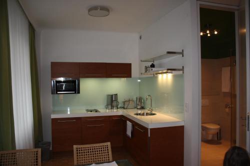 Apartment Österreicher - Apartment mit 1 Schlafzimmer