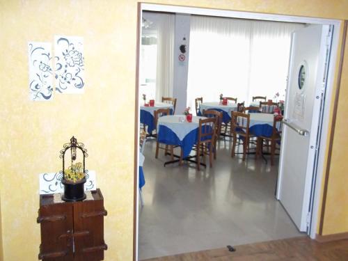 A hotel meubl villa patrizia albergo grado for Hotel meuble villa patrizia grado