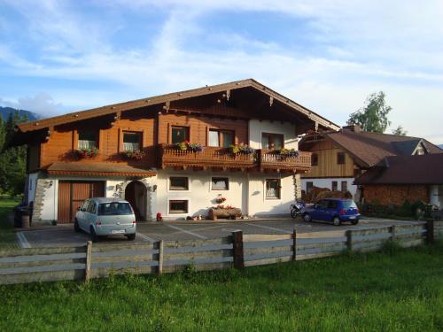 Haus Harmonika - Apartment mit 1 Schlafzimmer und Balkon