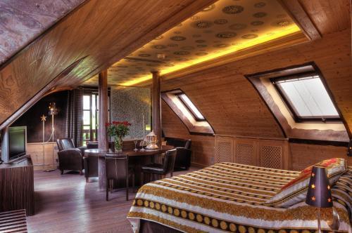 Hostellerie Des Châteaux & Spa