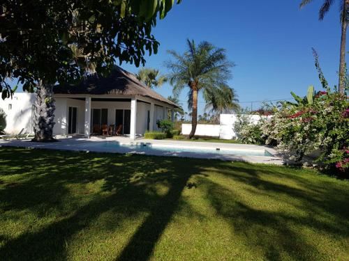 villa zenitude, Cap Skirring