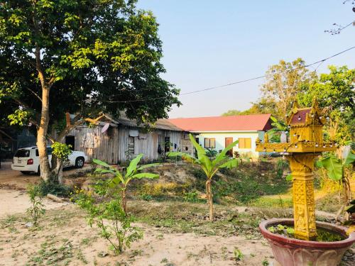 the father's home, Siem Reap