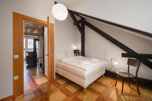 Fine Three-Bedroom Gregorciceva apartment, Любляна