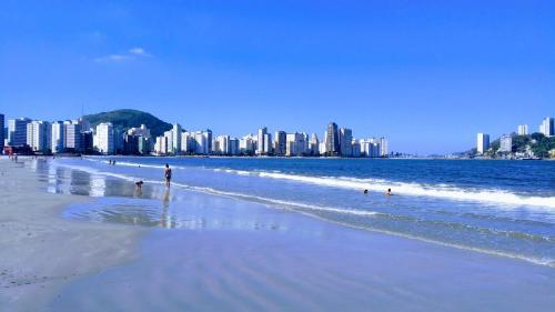 Kitnet Praia Gonzaguinha