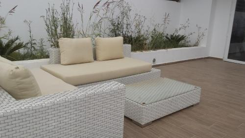 Felicia luxery penthouse for 2 persons with roofterrace, Side