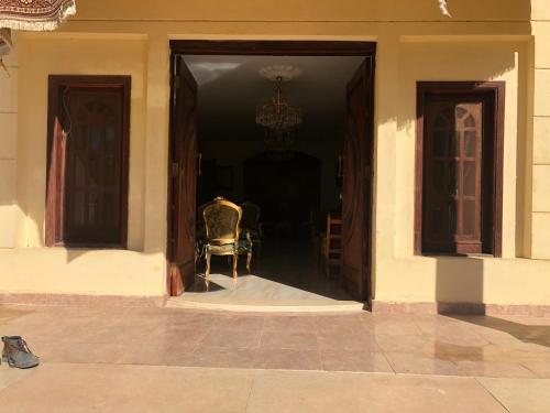 apartment in villa