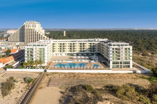 Hotel Apartamento Dunamar Monte Gordo Algarve Portogallo