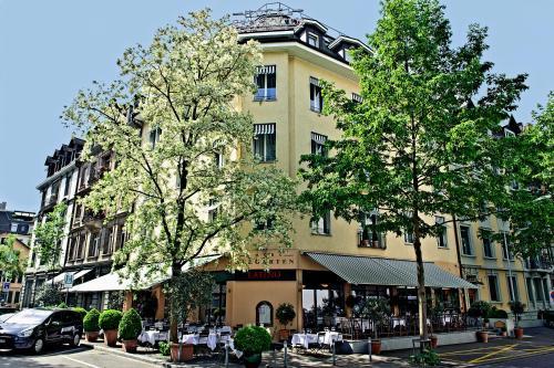 Seegarten Swiss Quality Hotel