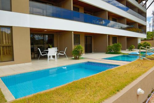 CPG01 Comfortable apartment with private pool Porto de Galinhas