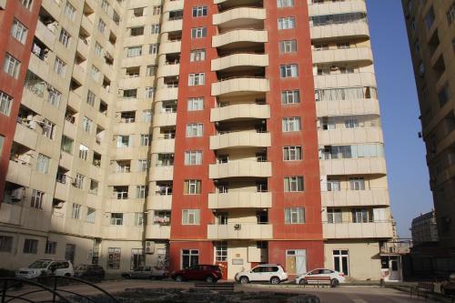 White city-good view apartment, Baku