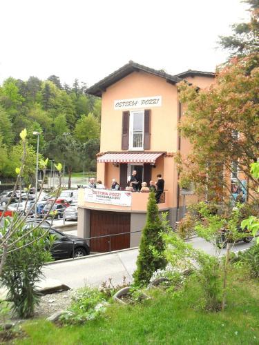Отель Osteria Pozzi 0 звёзд Швейцария