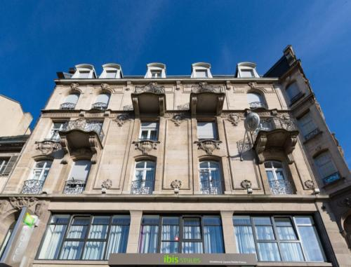 ibis Styles Strasbourg Centre Petite France - 0
