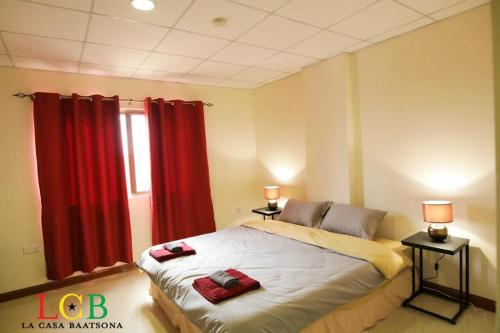 Lacasa Batsona Apartments, Akra