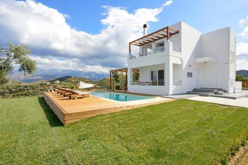 Villa Manousos, Chania