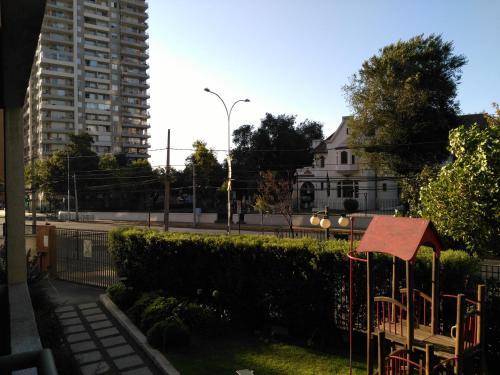 Los Cerezos Ñuñoa, Santiago